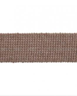 Cotton webbing // ET617 Light Taupe // Holm Sown