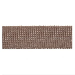 Cotton webbing // ET617 Light Taupe // Holm Sown