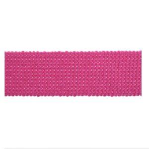 Cotton webbing // ET617 Pink // Holm Sown