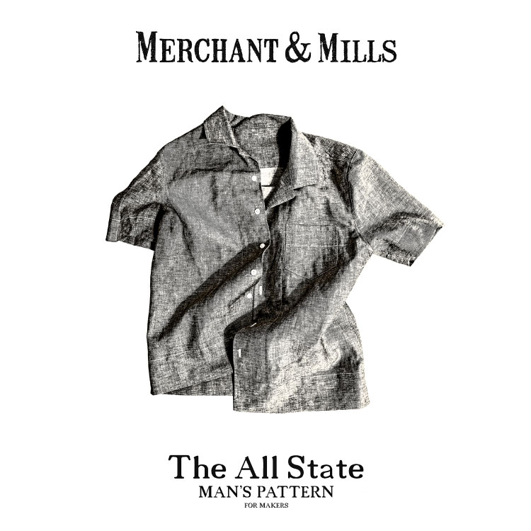 Merchant & Mills // The All State sewing pattern // Holm Sown