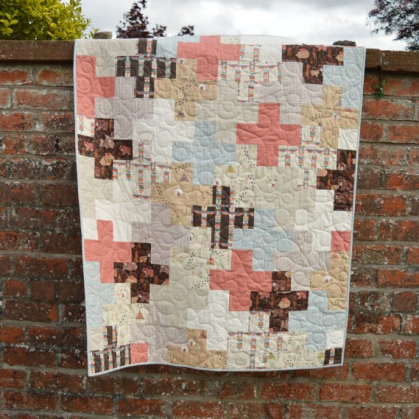 Sum It Up Quilt // Tutorial // Holm Sown