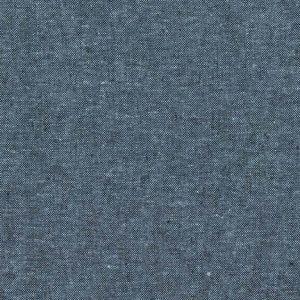 Essex Linen Yard Dyed // Robert Kaufman // Nautical Ocean Blue // Holm Sown