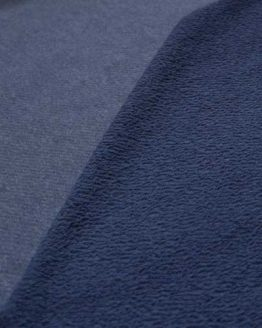 Lillestoff French Terry - navy blue // Holm Sown