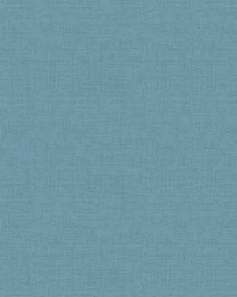Makower Linen Texture cotton fabric // sky blue // Holm Sown