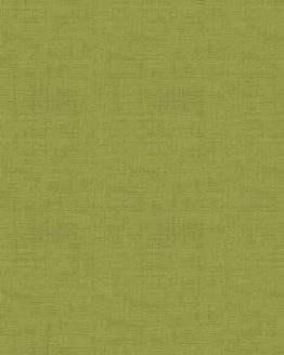 Makower Linen Texture cotton fabric // dark green // Holm Sown