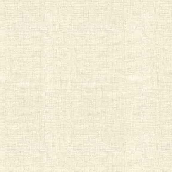 Makower Linen Texture cotton fabric // natural cream // Holm Sown