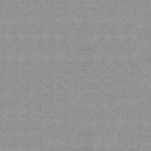 Makower Linen Texture cotton fabric // mid grey // Holm Sown