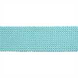 Cotton Acrylic Webbing // ET617 Light Aqua // Holm Sown