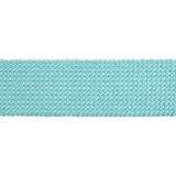Cotton Acrylic Webbing // ET617 Light Aqua // Holm Sown