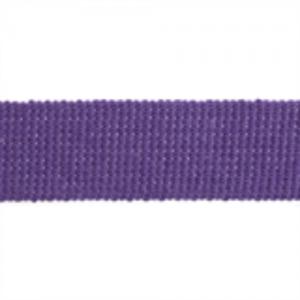 Cotton Acrylic Webbing // ET617 Purple // Holm Sown