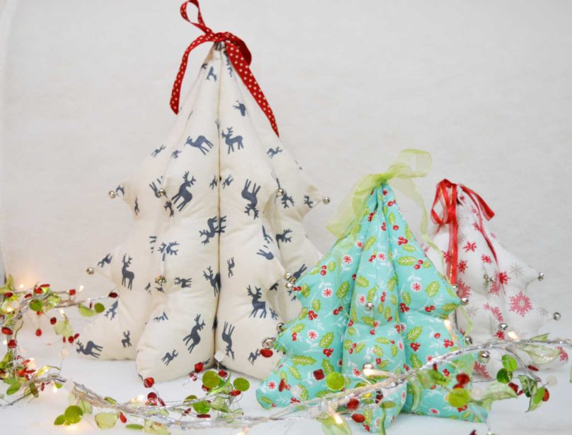 Christmas Stanley Tree | Sewaholic Patterns | Holm Sown