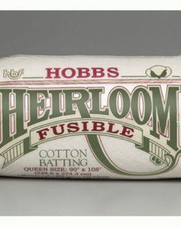 Hobbs Heirloom Fusible Cotton Blend 80/20 batting | Holm Sown