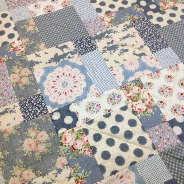 Deconstructed Nine Patch Quilt Class | Holm Sown