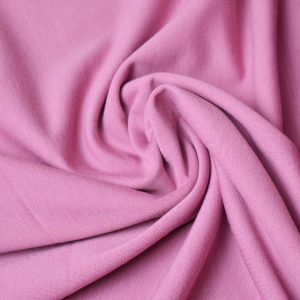 Ponte Roma Rose Pink | Dessmaking Fabric | Holm Sown