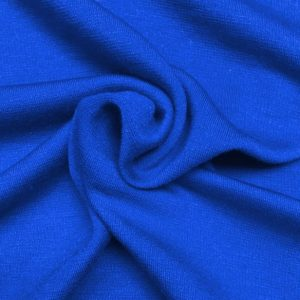 Ponte Roma Royal Blue | Dessmaking Fabric | Holm Sown