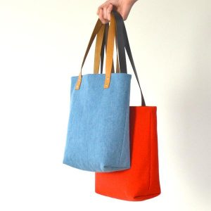 Learn to sew a Tote Bag | Holm Sown