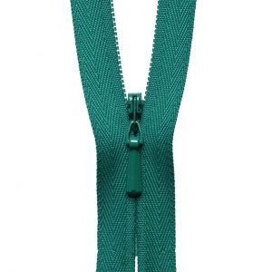 YKK Concealed Invisible Zip - Jade Green | Holm Sown