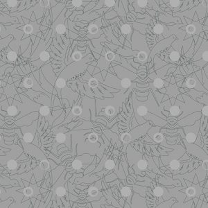 Sun Print Link Fog | Quilting cotton | Holm Sown