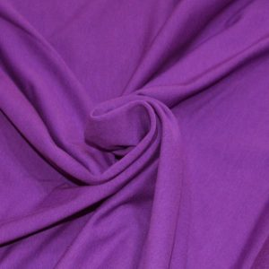 Cotton Spandex Jersey – Purple |  Dressmaking fabrics | Holm Sown