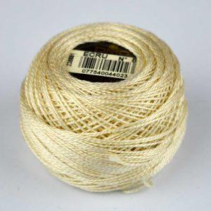 DMC Perle Cotton #8 Thread - ECRU ecru | Holm Sown