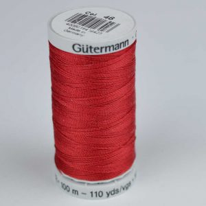 Gutermann Upholstery Thread 100m - 046 red | Holm Sown