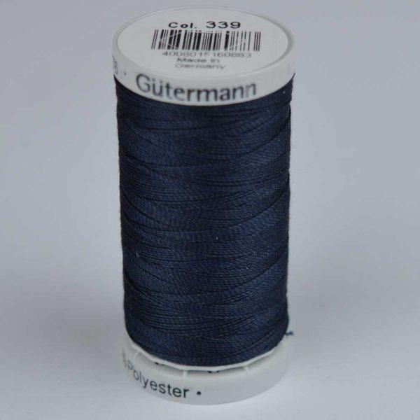 Gutermann Upholstery Thread 100m - 339 dark navy | Holm Sown
