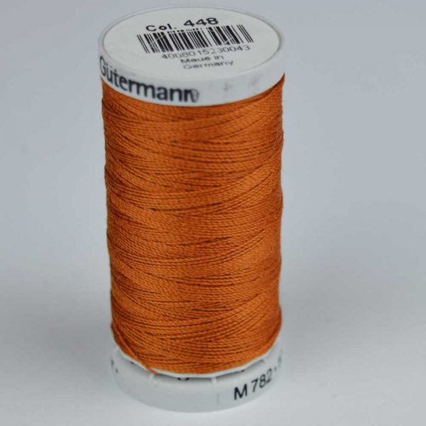 Gutermann Upholstery Thread 100m - 448 copper | Holm Sown