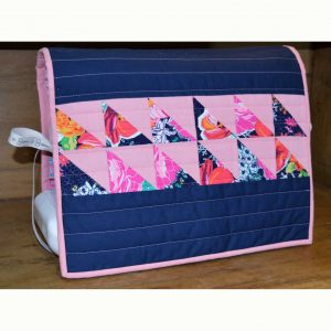 Sewing Machine Cover Mini Quilt | sewing workshop | Holm Sown