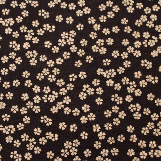 Sevenberry Japanese Indigo Cotton - Small Flowers | Holm Sown