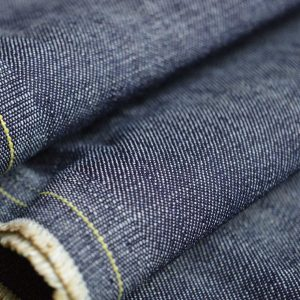 Holm Sown Online Fabric Shop - Denim Indigo Twill dressmaking fabric