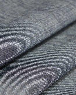 Holm Sown Online Fabric Shop - Denim Indigo Twill dressmaking fabric