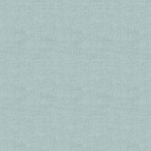 Makower Linen Texture Duck Egg Blue cotton fabric   Holm Sown