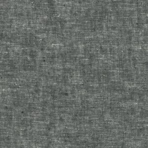 Robert Kaufman Essex Yarn Dyed Linen Black | Holm Sown