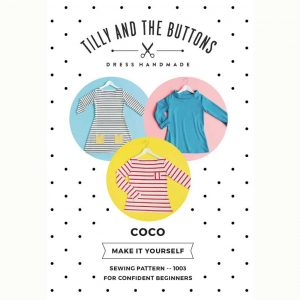 Tilly and the Buttons Coco Sewing Pattern - Holm Sown