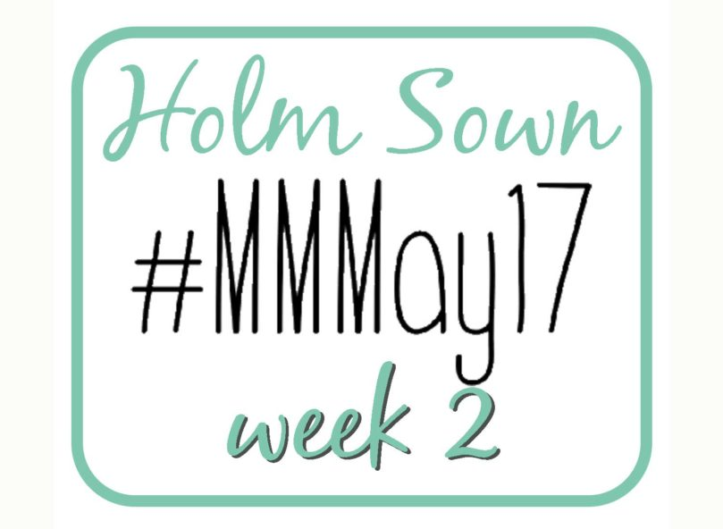 Holm Sown: Me Made May 17 week two round-up // #mmmay17