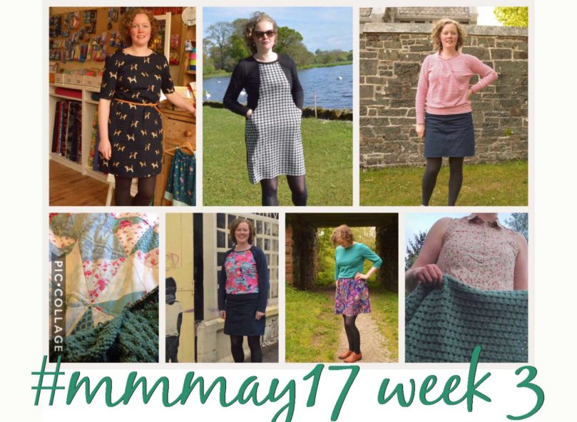 Holm Sown: Me Made May 17 week three round-up // #mmmay17