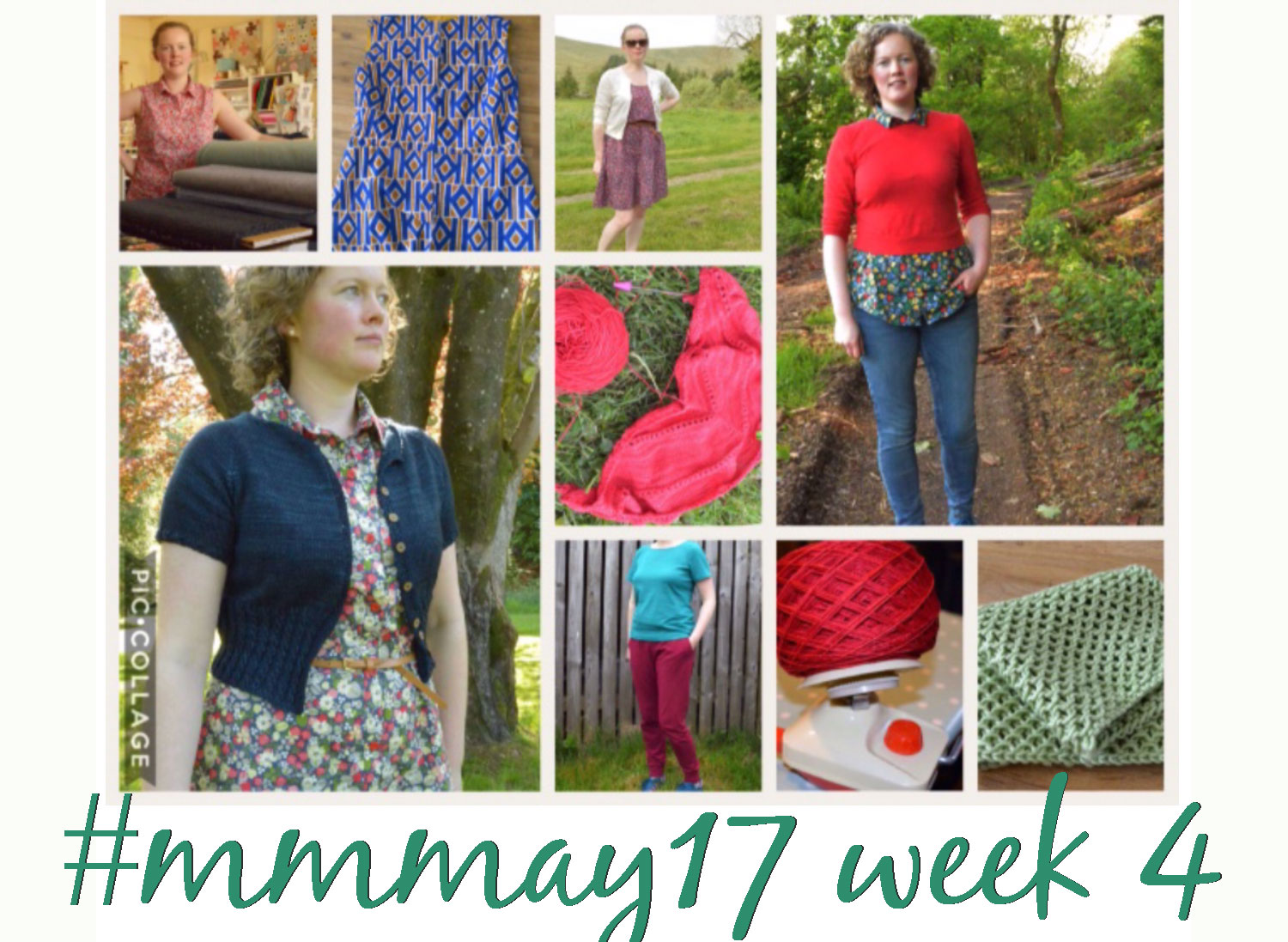 Holm Sown: Me Made May 17 week four round-up // #mmmay17