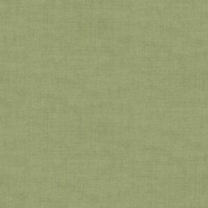 Makower Linen Texture Quilting Cotton Fabric - Sage Green // Holm Sown