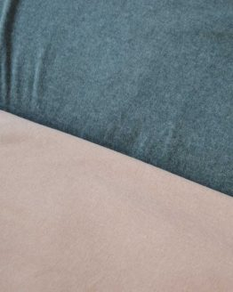 Holm Sown: Brushed Cotton Jersey Fabric