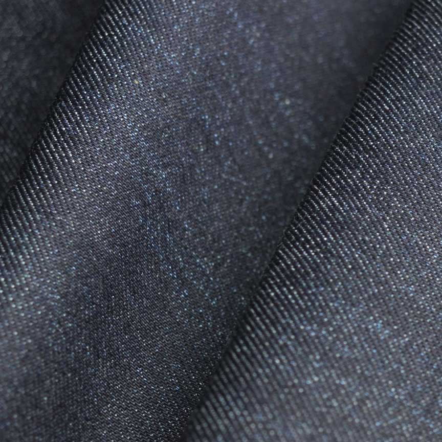 Holm Sown Online Fabric Shop - Indigo Stretch Denim dressmaking fabric