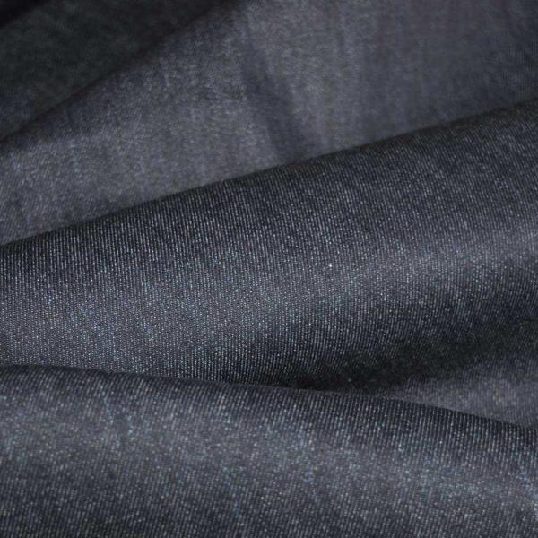 Holm Sown Online Fabric Shop - Indigo Stretch Denim dressmaking fabric