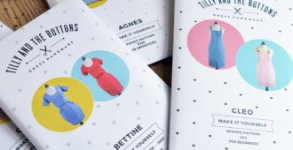 Holm Sown: New Tilly and the Buttons Dressmaking Sewing Patterns