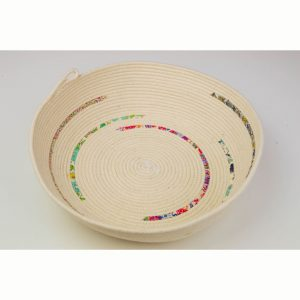 Holm Sown Rope Bowl Sewing Class