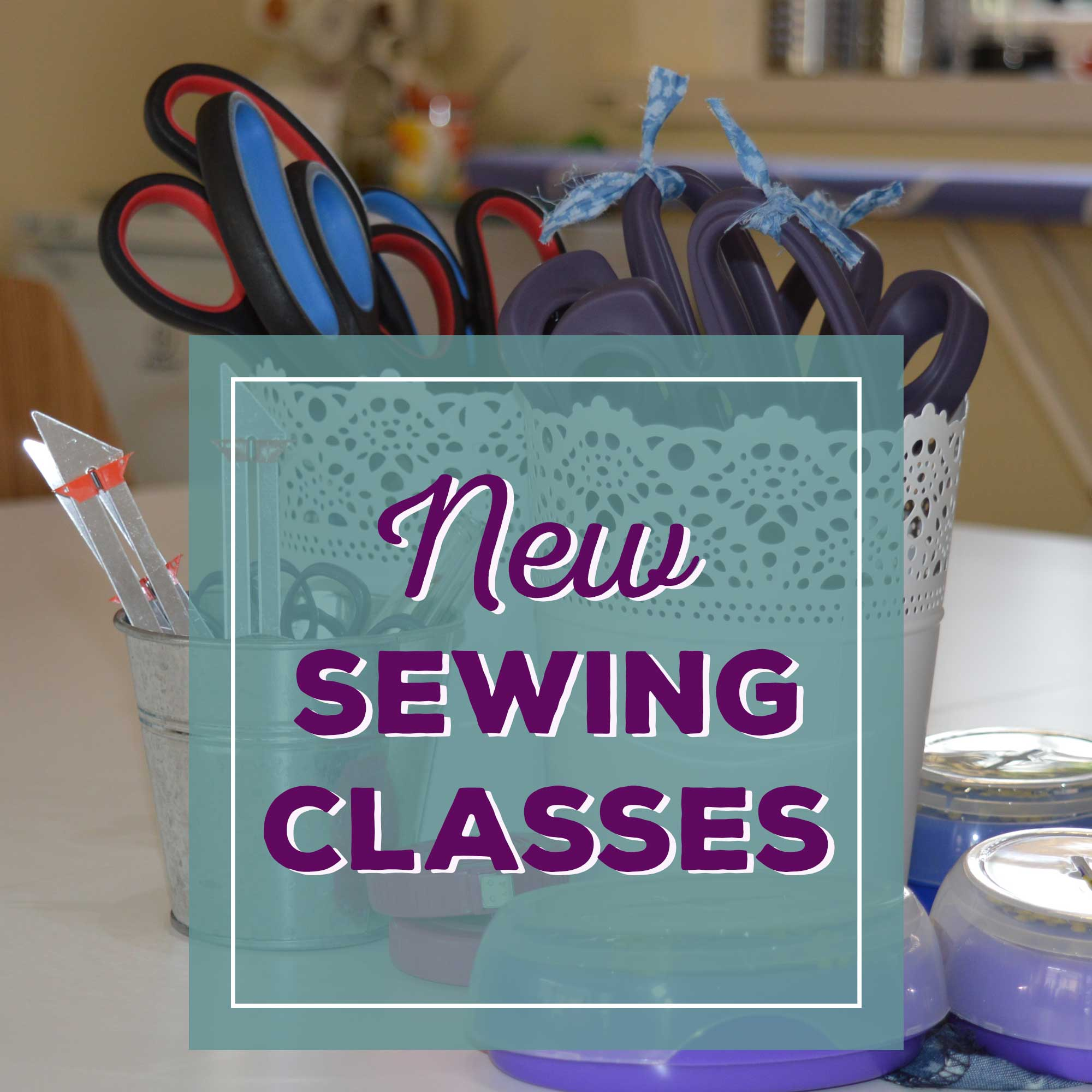 Holm Sown: New sewing classes for 2017 // dressmaking, patchwork & quilting, quilting, bag making // beginner friendly