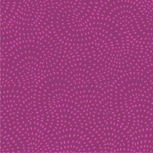 Dashwood Studio Twist Violet - 100% cotton quilting fabric | Holm Sown
