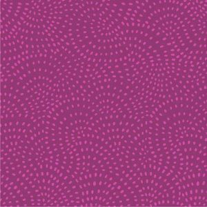 Dashwood Studio Twist Violet - 100% cotton quilting fabric | Holm Sown