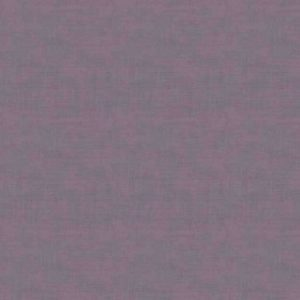 Makower Linen Texture Quilting Cotton Fabric - Heather Purple // Holm Sown