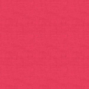 Makower Linen Texture Quilting Cotton Fabric - Fuchsia Pink // Holm Sown