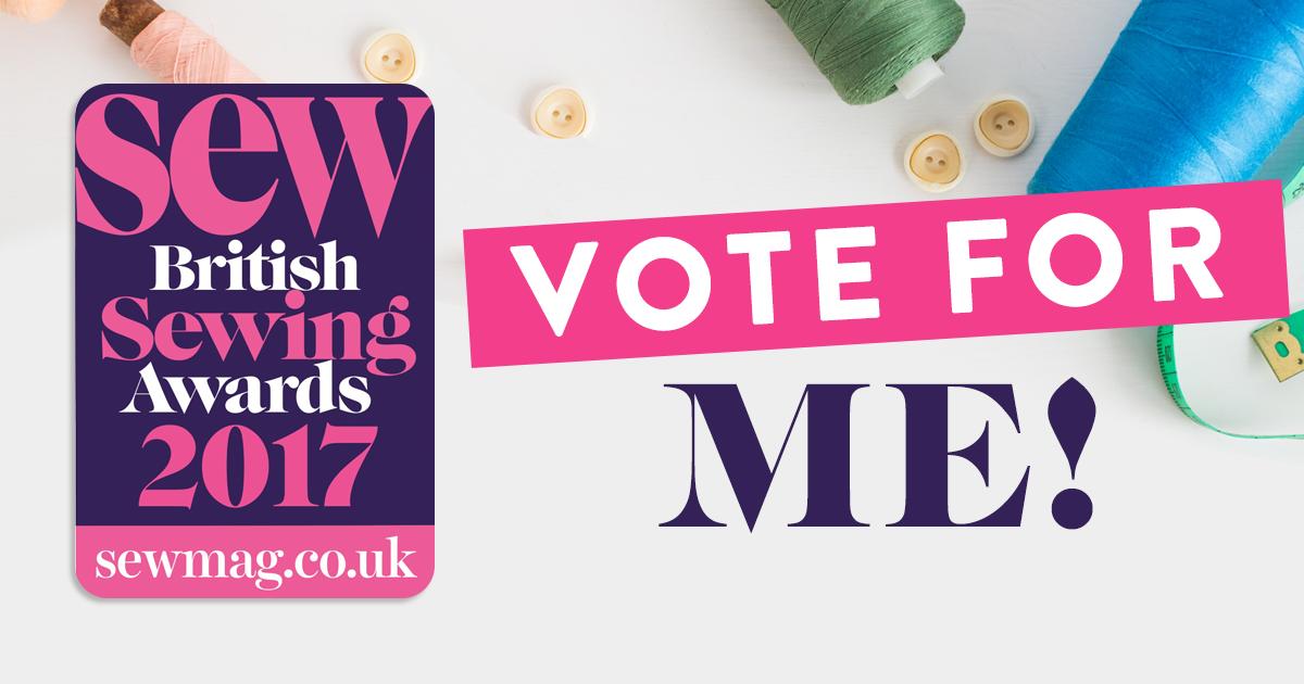 British Sewing Awards 2017 Best Haberdashery in Scotland - Holm Sown