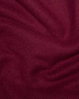 Anti-Pill Polar Fleece - Burgundy // dressmaking fabric // Holm Sown